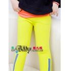 กางเกงขายาวซิปข้าง-สีเหลือง-(5-ตัว/pack)