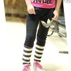 กางเกงเลกกิ้ง-Adidas-สีดำ-(5-ตัว-/pack)