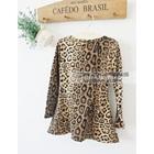 เสื้อแขนยาวลายเสือดาว-สีน้ำตาล-(5size/pack)