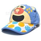 หมวกแก้ปหมีน้อยน่ารัก-สีฟ้า-(5-ใบ/แพ็ค)