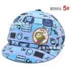 หมวกแก้ปเบสบอล-Apple-Cat-สีฟ้า-(5-ใบ/แพ็ค)