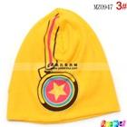 หมวกทรงสูง-star-headphone-cap-สีเหลือง-(5-ใบ/แพ็ค)