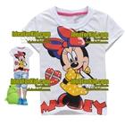 เสื้อยืดแขนสั้น-Minnie-Mouse-(6size/pack)