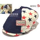 หมวกไร้ปีก-The-Star-สีน้ำเงินครีม--(5-ใบ/แพ็ค)