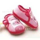 รองเท้าผ้าใบแมวเหมียว-สีชมพู-(3-คู่/แพ็ค)