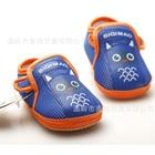 รองเท้าผ้าใบแมวเหมียว-สีน้ำเงิน-(3-คู่/แพ็ค)