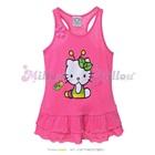 เดรส-Kitty-สุดเปรี้ยว-สีชมพู-(4size/pack)