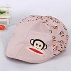 หมวกไร้ปีก-Paul-Frank-สีครีม--(5-ใบ/แพ็ค)