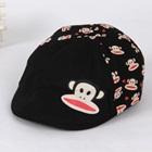 หมวกไร้ปีก-Paul-Frank-สีดำ--(5-ใบ/แพ็ค)