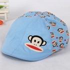 หมวกไร้ปีก-Paul-Frank-สีฟ้า-(5-ใบ/แพ็ค)