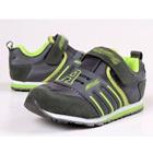 รองเท้าผ้าใบ-Adidas-สีเทาเข้ม-(6-คู่/แพ็ค)