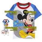 เสื้อยืดแขนสั้น-Mickey-Mouse-(6size/pack)