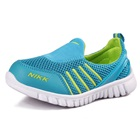 รองเท้าผ้าใบ-Nikk-สีฟ้าเขียว-(6-คู่/แพ็ค)