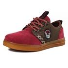 รองเท้าผ้าใบ-Z-fashion-สีแดง-(6-คู่/แพ็ค)