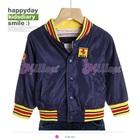 เสื้อแจ๊กเก็ตแขนยาว-MguaXang-สีน้ำเงิน(5size/pack)