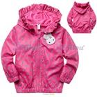 เสื้อแจ๊กเก็ตแขนยาวกระต่ายน้อย-สีชมพู-(5size/pack)