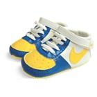 รองเท้าผ้าใบ-Nike-สีฟ้าเหลือง-(6-คู่/pack)