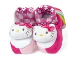 รองเท้าอยู่บ้าน-Hello-Kitty-สีชมพู-(4-คู่/pack)