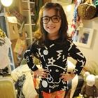 เสื้อแขนยาว-Hello-Kitty-สีดำ-(5size/pack)