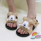รองเท้าแตะ-Mickey-Mouse-สีแทนสว่าง-(5-คู่/แพ็ค)