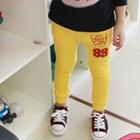 กางเกงขายาว-99-สีเหลือง-(5-ตัว/pack)