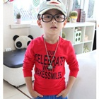 เสื้อแขนยาว-Go-smile-สีแดง-(5size/pack)