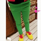 กางเกงขายาวเข้ารูป-สีเขียว-(5-ตัว/pack)