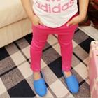 กางเกงขายาวเข้ารูป-สีชมพู-(5-ตัว/pack)