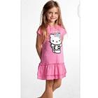 เดรสแขนสั้น-Hello-Kitty-สีชมพู-(12-ตัว/pack)