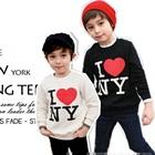 เสื้อยืดแขนยาว-I-love-NY-สองสี-(10-ตัว/pack)