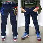 กางเกงขายาวเดอะสตาร์-สีน้ำเงิน-(4-ตัว/pack)