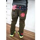 กางเกงขายาว-Hitz-flag-สีเขียว-(4-ตัว/pack)
