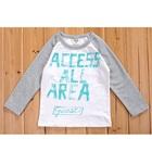 เสื้อแขนยาว-Access-All-สีขาว-(4size/pack)