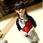 เสื้อยืดแขนยาว-Hello-Kitty-สีเทา-(5-ตัว/pack)
