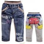 กางเกงยีนส์-ก้น-Mickey-Mouse-(6size/pack)