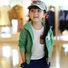 เสื้อแจ๊กเก็ตแขนยาว-The-star-สีเขียว-(5-ตัว/pack)