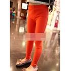 กางเกงขายาวเข้ารูป-สีส้ม-(5-ตัว/pack)
