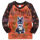 เสื้อยืดแขนยาว-Baby-BatMan-สีอิฐ(5size/pack)