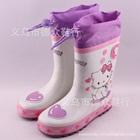 รองเท้าบู๊ทกันน้ำ-Hello-Kitty-สีขาว-(5-คู่/แพ็ค)