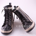 รองเท้าบู๊ทกันน้ำ-Esprit-สีดำ-(5-คู่/แพ็ค)
