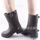 รองเท้าบู๊ทกันน้ำ-สีน้ำตาล-(5-คู่/แพ็ค)