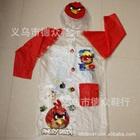 เสื้อกันฝน-Angry-Bird-แขนสีแดง-(12-ตัว/pack)