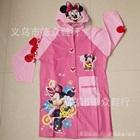 เสื้อกันฝน-Minnie-Mouse-สีชมพู-(4-ตัว/pack)