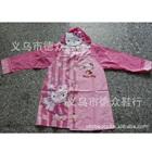 เสื้อกันฝน-Hello-Kitty-สีชมพู-(12-ตัว/pack)
