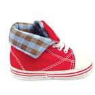 รองเท้าเด็กแฟชั่นสีแดง