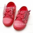 รองเท้าผ้าใบปีกนางฟ้า-สีแดง-(6-คู่/แพ็ค)
