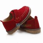 รองเท้าผ้ากำมะหยี่คุณชาย-สีแดง-(5-คู่/แพ็ค)