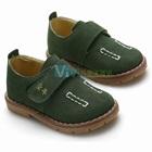รองเท้าผ้าคุณชายปักด้าย-สีเขียว-(5-คู่/แพ็ค)
