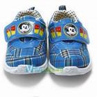 รองเท้าผ้าใบหมาน้อย-สีฟ้า-(6-คู่/แพ็ค)