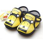 รองเท้าผ้าใบ-Beech-cat-สีเหลือง-(4-คู่/แพ็ค)